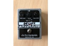 Electro Harmonix Octave Multiplexer Guitar Effects Pedal - EHX