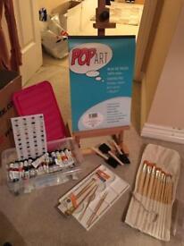 Job Lot - Painting Supplies