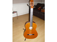 Menina spanish guitar nylon strings