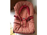 Mothercare Adjustable Baby Bouncer