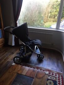 Mamas and Papas 3in1 travel system with additional extras