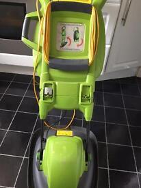 Folding lawn mower , please read description