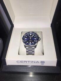 Certina DS action men's watch