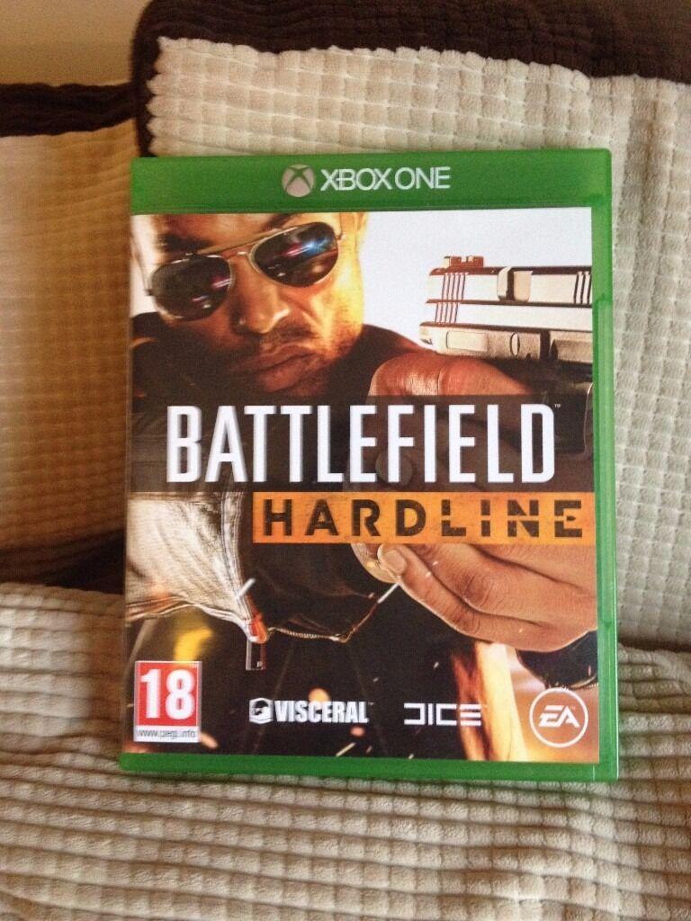 Battlefield Hardline (Microsoft Xbox One 2015)