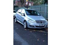 Mercedes-Benz, B CLASS, MPV, 2010, Manual, 1991 (cc), 5 doors