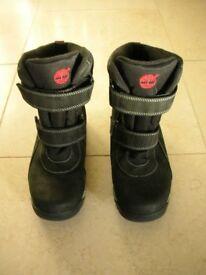 Timberland Children's Snow Boots, UK Size 3.5, Eu Size 36.