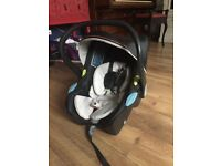 Car seat Navington (Oyster)