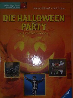 Bastelbuch Halloween Party Herbst Kostüme Kürbis Rezepte Deko Mix neuwertig