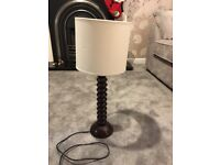 M and s table lamp