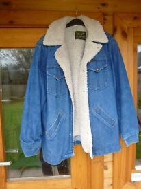 Wrangler Jacket made in USA (size 18+)
