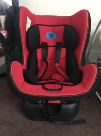 Car seat from newborn to toddler