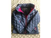 Girls Michael Kors hooded Jacket age 10-12