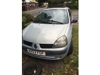 Renault Clio for sale! Spares and repairs
