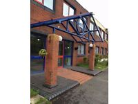 Supreme Business Park 600 SQ FT Modern Warehouse Industrial Units Levenshulme Manchester to Let