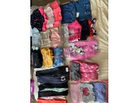 Bundle of girls clothes 5 - 6