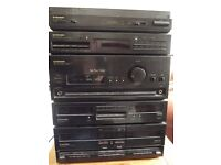 Pioneer Hi-Fi -DC-Z93, F-Z93, PL-Z93 for Spares or Repair