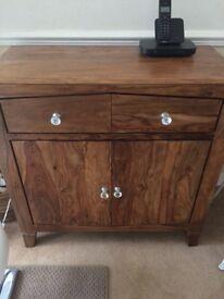 Wooden sideboard/ cabinet