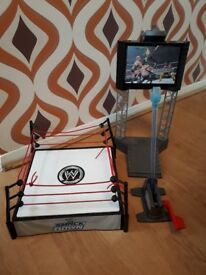Wrestler Ring & Accessorie