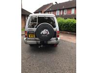 Pajero for sale good condition 9 months mot