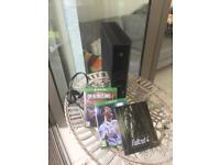 Xbox One 500Gb + Fifa 18 + Fallout 4 + Dead Rising 4 + Official headset