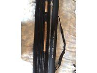 Salmon rod Mackenzie dtx perflex 15ft 10weight