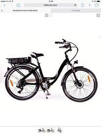 Roodog Chic Electric bike Black