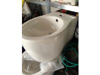 Wall mounted bidet new un used