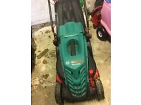 Bosch Rotak 340er electric mower