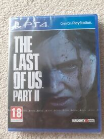 Ps4 The Last Of Us 2. Brand new. Sealed.