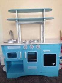 Play Kitchen for sale £30 ... well used but still loads of play left. Optional extras: £10