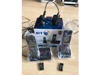 BT6500 Handset x 2 Call Nuisance blocker & Answermachine