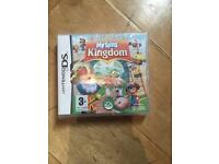 Nintendo DS 'My Sims Kingdom' game