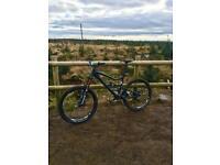 Merida One-Sixty Men's Mountain Bike. Specialized 650b 160mm