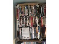 Job lot dvds 500+