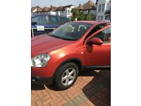 Nissan Qashqai (2007 1.6 Acenta 2WD 5 door hatchback Petrol in Southend on Sea