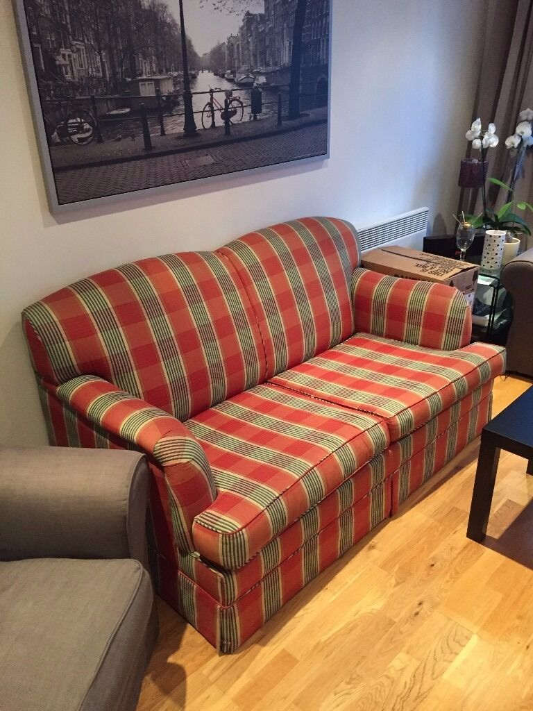 RELIABLE SOFA BED - 2.5 seater