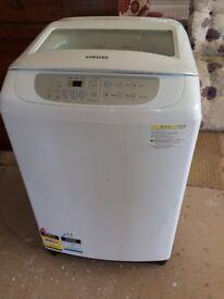 Samsung 6.5kg top loader washing machine