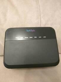 Talktalk Router