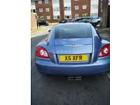 Chrysler, CROSSFIRE, Coupe, 2005, Other, 3199 (cc), 2 doors