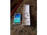 "Samsung Galaxy Note 5 SM-N920C (FACTORY UNLOCKED) 5.7"" Silver Titanium"