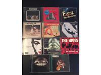 11X Indie/Rock/Brit pop CD's