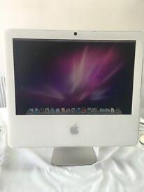 Apple iMac 17'' - sellers refurbished