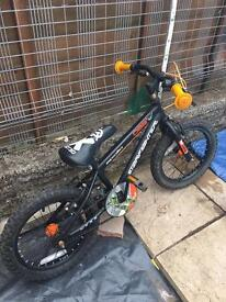 Childs 16 inch bike for sale