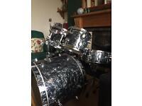 PDP maple Cx series drum kit