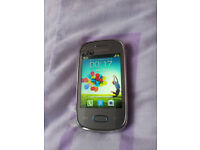 New Samsung Galaxy Pocket Neo S5310 4GB Metallic Grey Unlocked Smart Phone Mobile Cell
