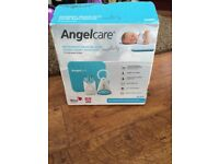 Angel care movement sensor sound baby monitor
