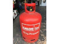 13kg Calor Propane cylinder - empty. Cash on collection please