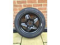 Spare wheel, full size, never used 215/50ZR18 95Y XL