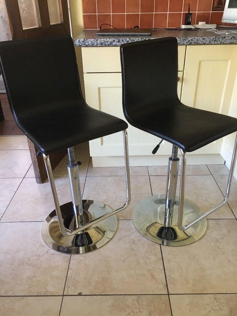 2 John Lewis kitchen bar stools   in Barton on Sea ...