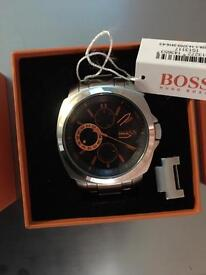 Gents Hugo boss watch brand new condition